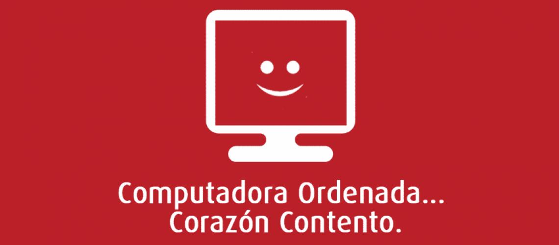Organiza tu computadora